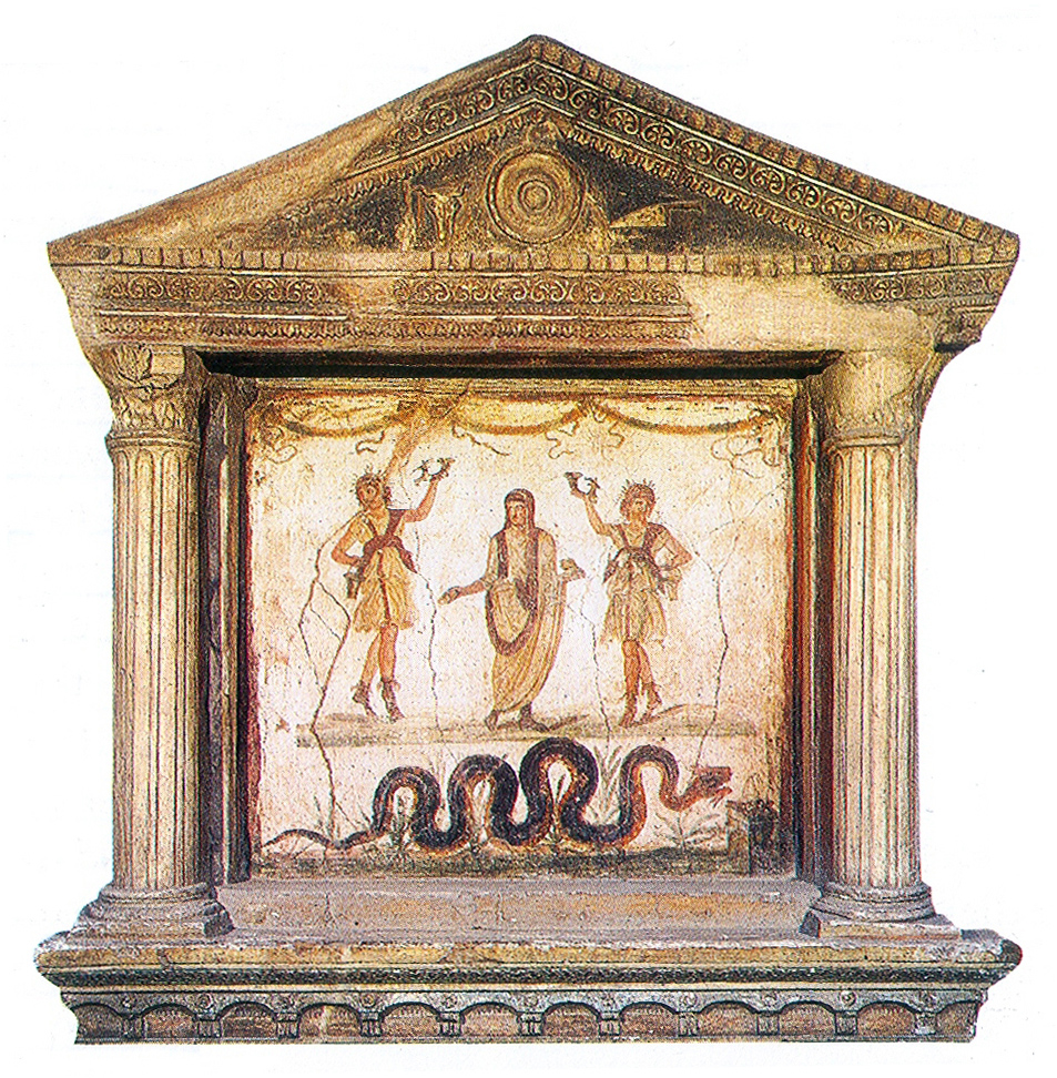 roman household gods All answers for the crossword clue roman household gods in the word-grabbercom crossword solver.